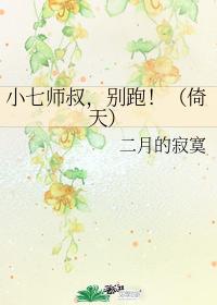 小七師叔,別跑!(倚天)